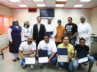 Ministry of Information Staff Conclude Training Course at IMA
